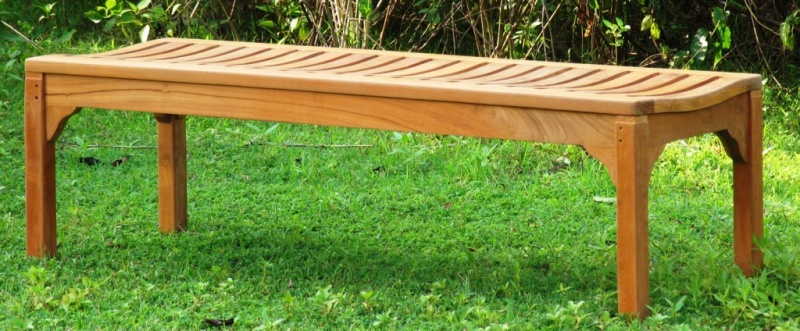 Brookfield Backless Bench