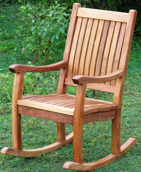 Chalfont Rocking Chair - Click Image to Close