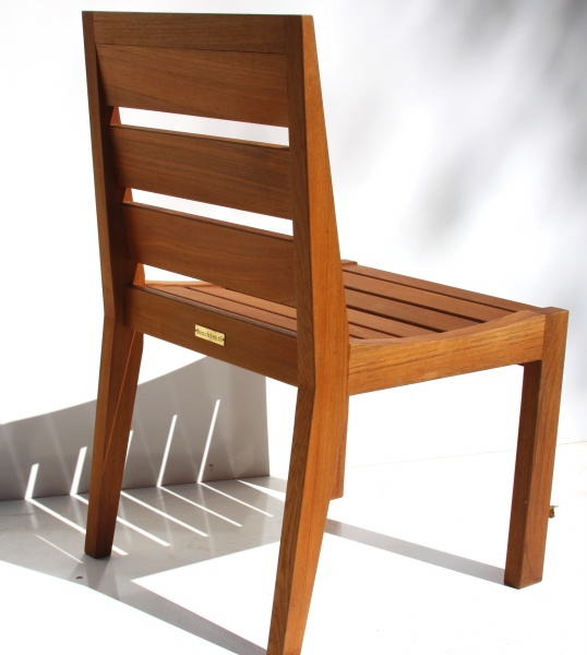 Bedrock Chair - Click Image to Close