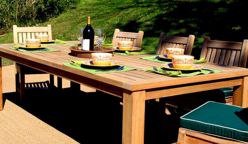 100 teak tables round teak tables 6rd tbl 653 25 benchsmith