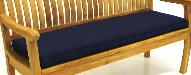 Bench Cushion - Click Image to Close