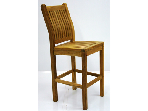 Buckingham Bar Stool - Click Image to Close