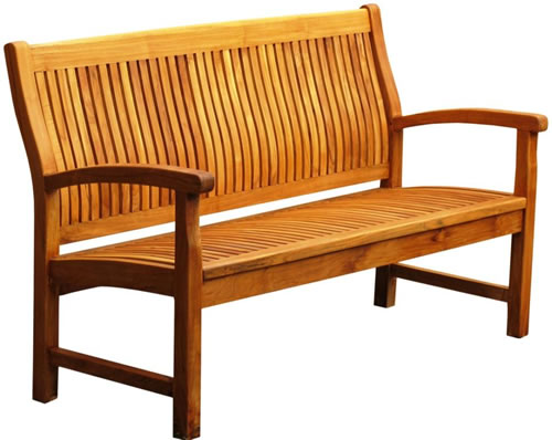 Buckingham Bench - Click Image to Close