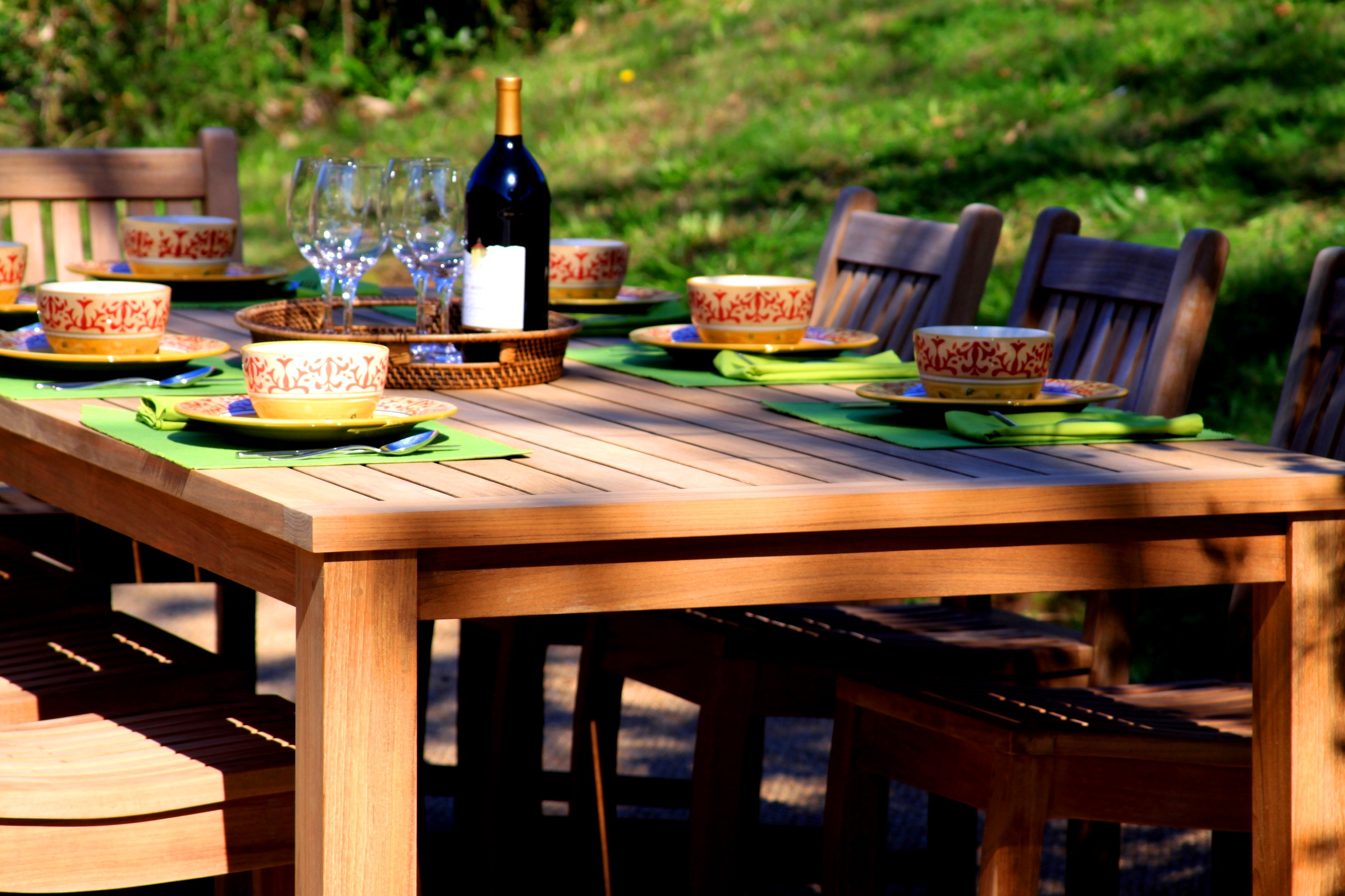 outdoor teak dining sets benchsmith com crafters of classic