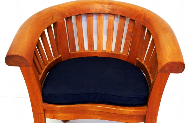 Halfmoon Chair Cushion