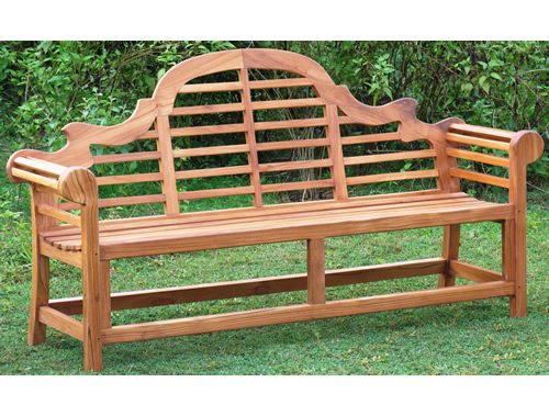 Lutyens Bench 8lut Crafters Of Classic Teak Garden Furniture