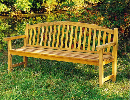 Monet Bench - Click Image to Close