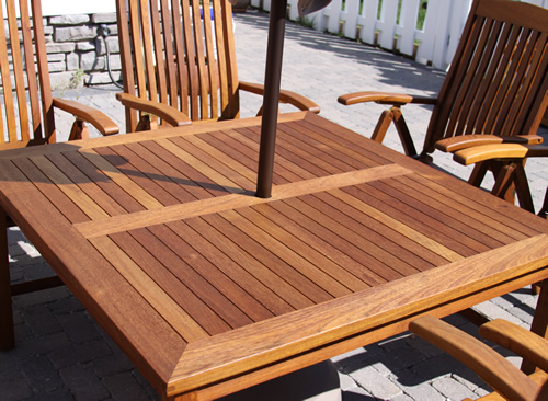 Awe Inspiring Teak Dining Tables Teak Outdoor Furniture From Benchsmith Home Interior And Landscaping Ologienasavecom
