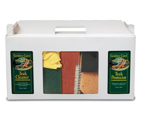 Teak 3-In-1 Care Kit