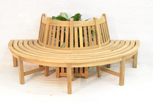 "Classic Tree Bench [6CL-TB-39""R]"
