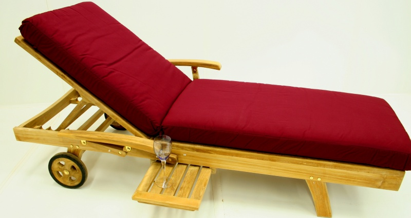Chaise Lounge Chair Cushion